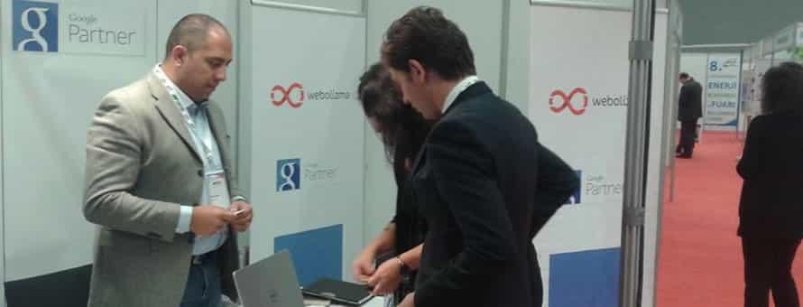 Google Sponsorluğunda 'Uluslararası Enerji Kongresi & Fuarı'ndayız