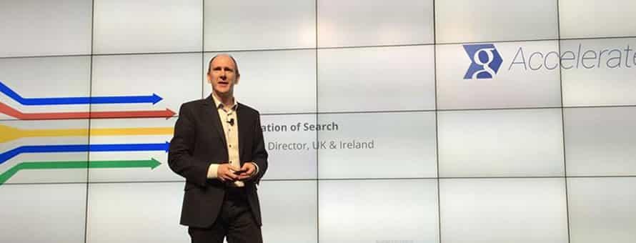 Google Dublin Ofisinden Merhaba