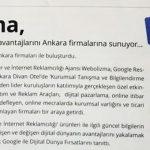 Webolizma, Ankara Moda Dergisinde