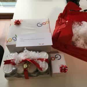 3. Çeyrek Ödülümüzü Aldık! Teşekkürler Google Partners