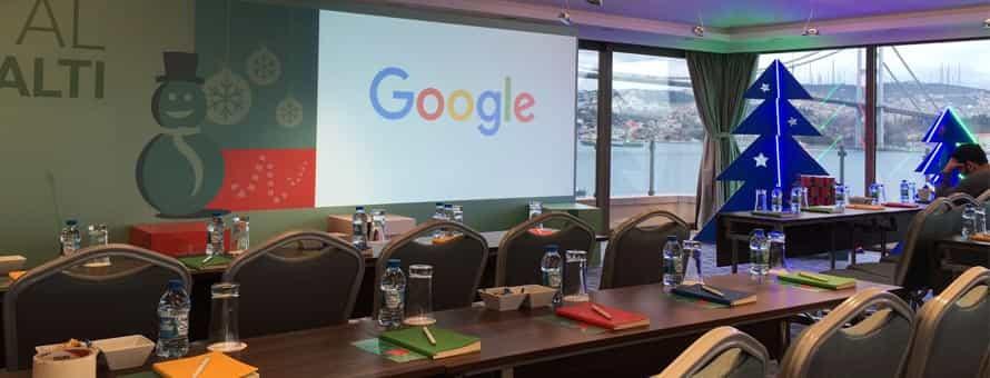 Webolizma – Google Partners Kahvaltı Etkinliği