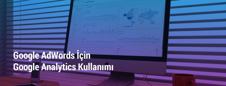 Google AdWords İçin Google Analytics Kullanımı