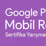 Google Partners Mobil Reklam Sertifika Yarışması'nı Kazandık!