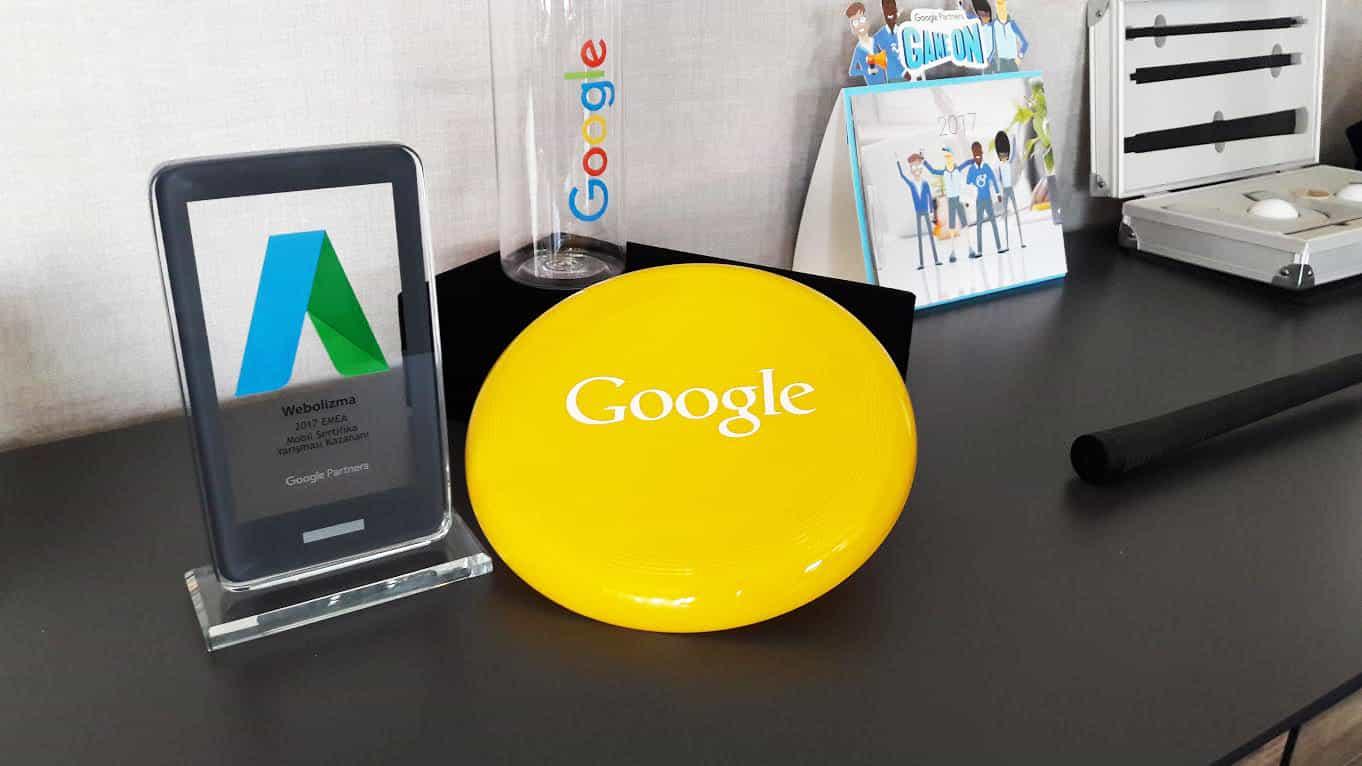 Mobil Reklam Sertifika Yarışması'nı Kazandık!