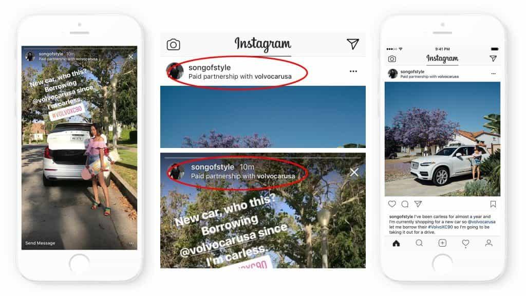 instagram şeffaf kullanım özelliği, instagram kullanımı, sosyal medya reklamları