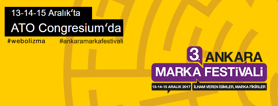 Ankara Marka Festivali 2017