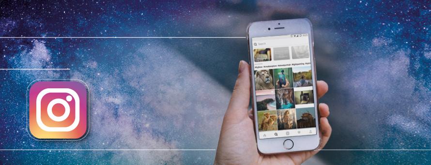 Instagram Keşfet Reklamları