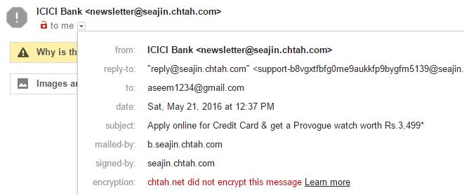 Yanlış E-posta Adresi