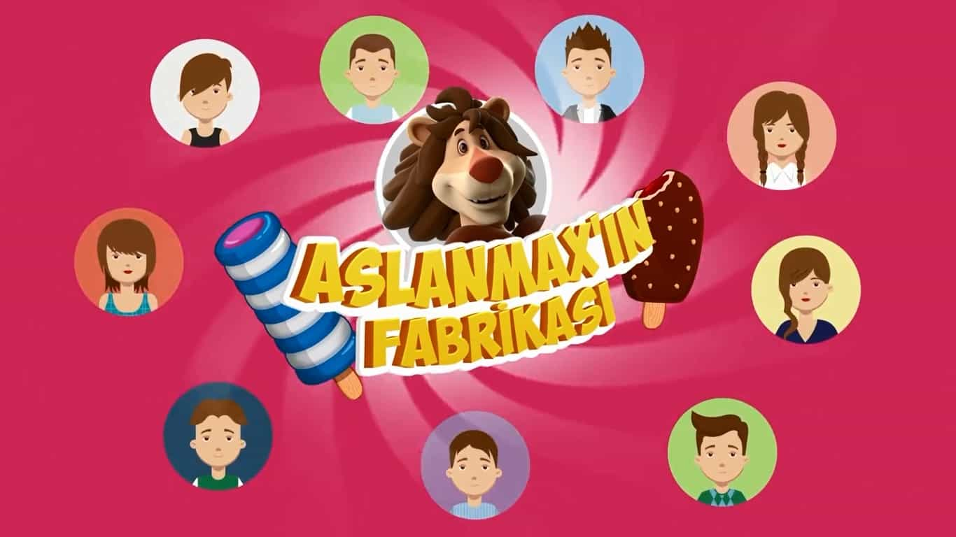 Kids Marketing Aslan Max