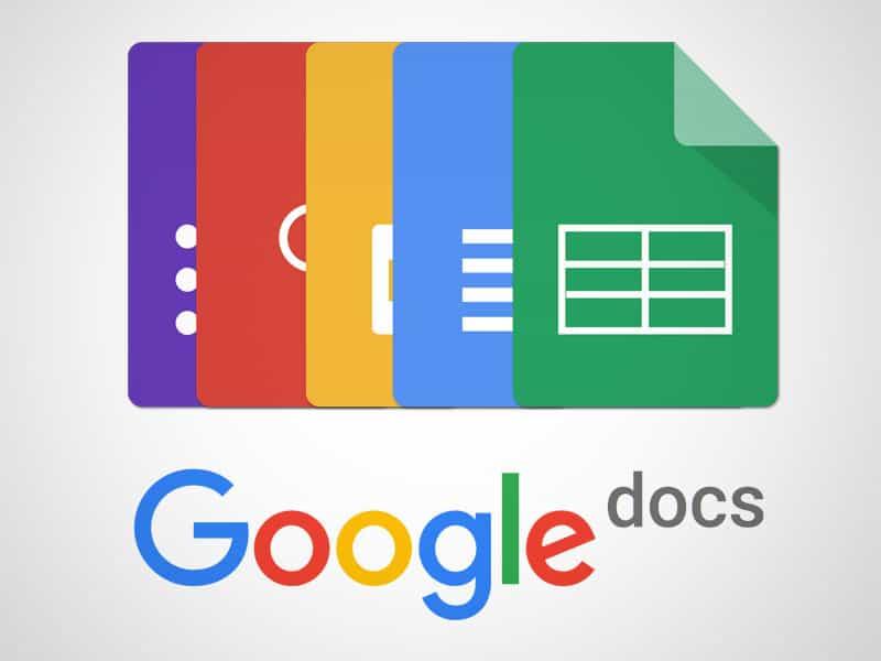Google One Dokümanlar