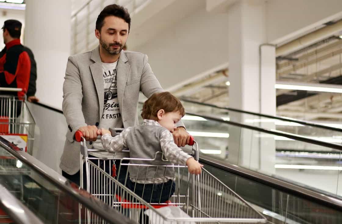 Kids Marketing Alışveriş Arabası