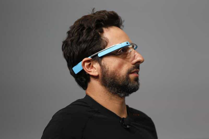 Gerçeklik Sergey Brin Google Glass