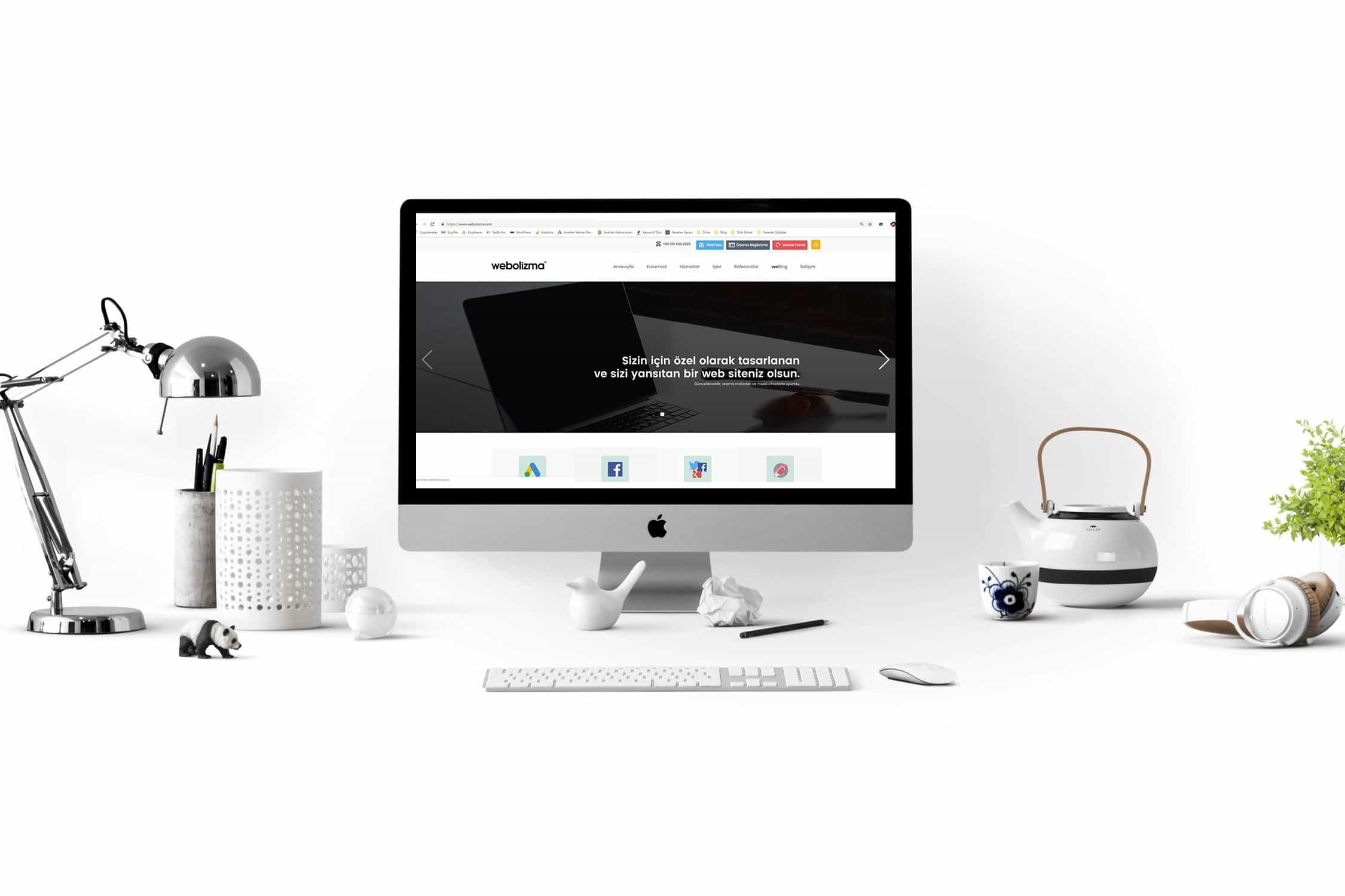 Web Site Webolizma