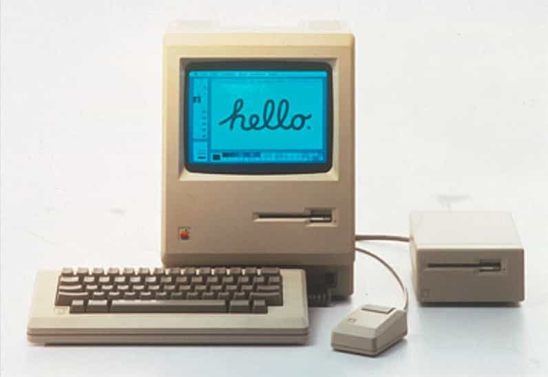 Apple 1 Macintosh