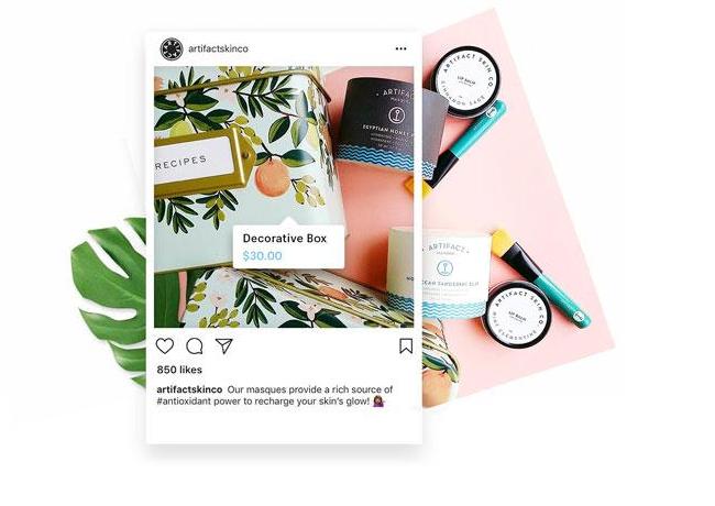 Instagram Online Alışveriş Yayını