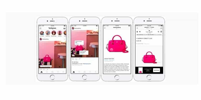 Instagram Online Alışveriş Adımlar