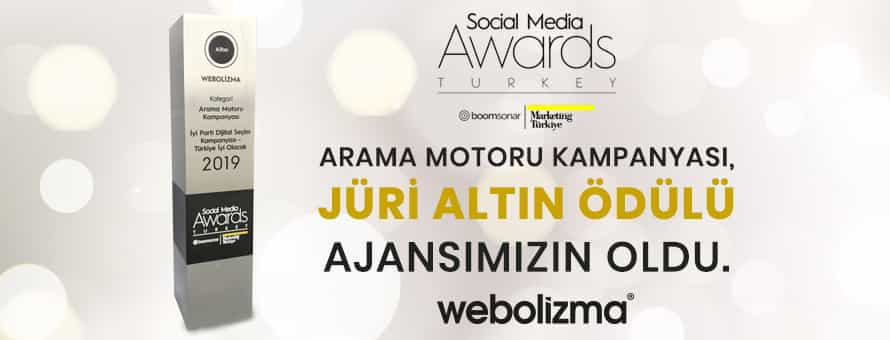 Social Media Awards ve Altın Ödül