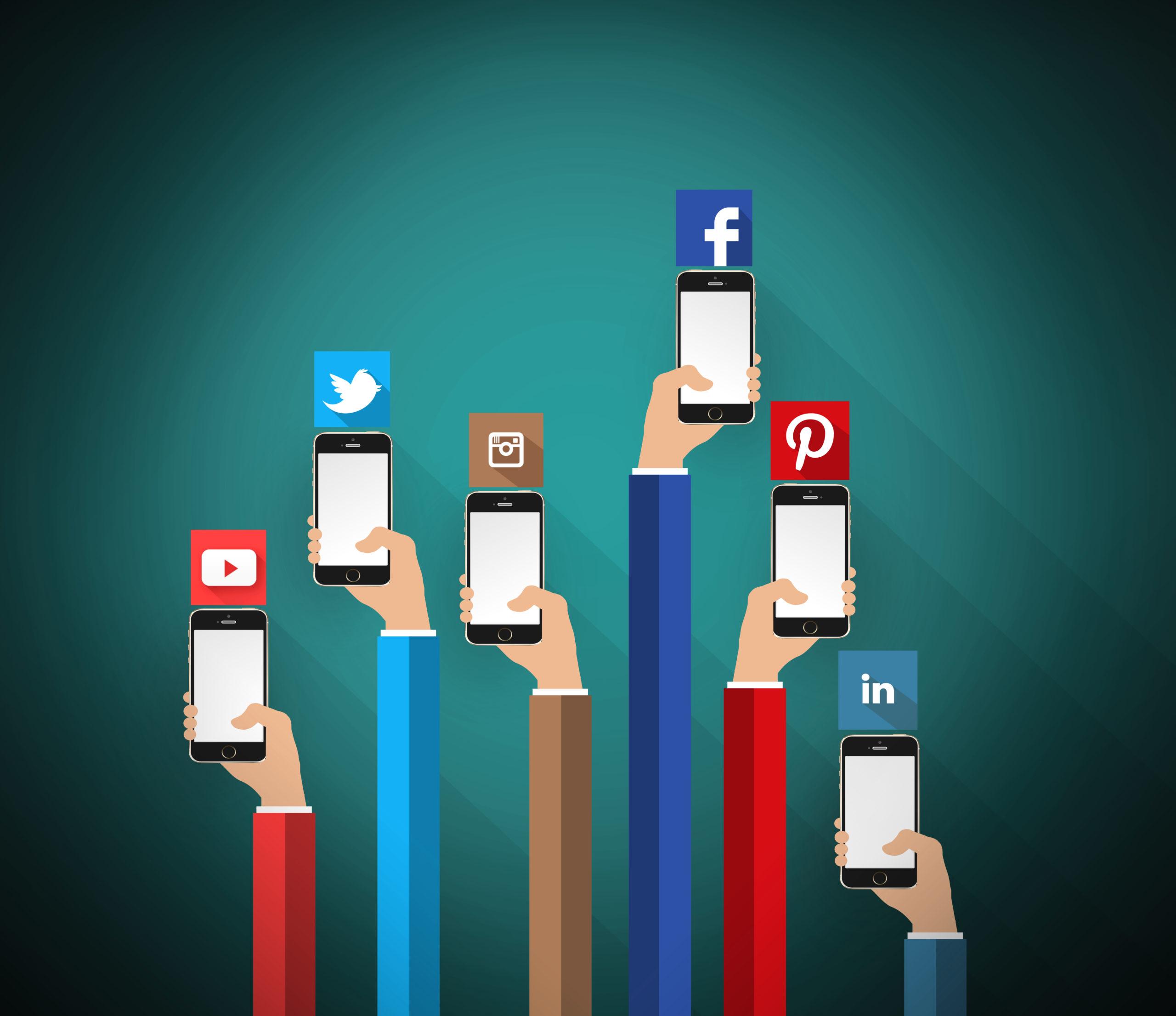 Sosyal Medyaya Sıkı Sıkıya Sarılın