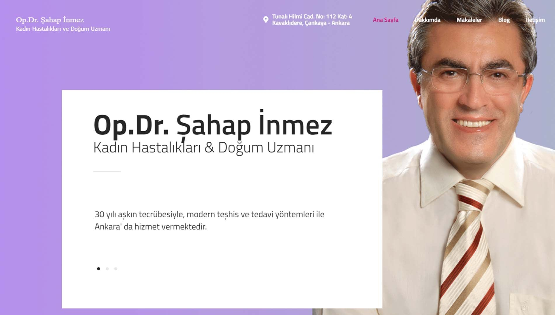 Op. Dr. Şahap İnmez