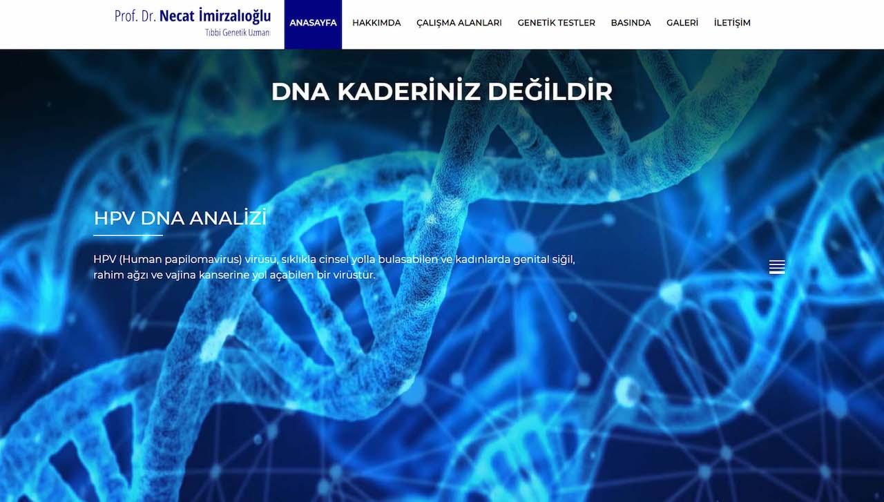 Prof. Dr. Necat İmirzalıoğlu