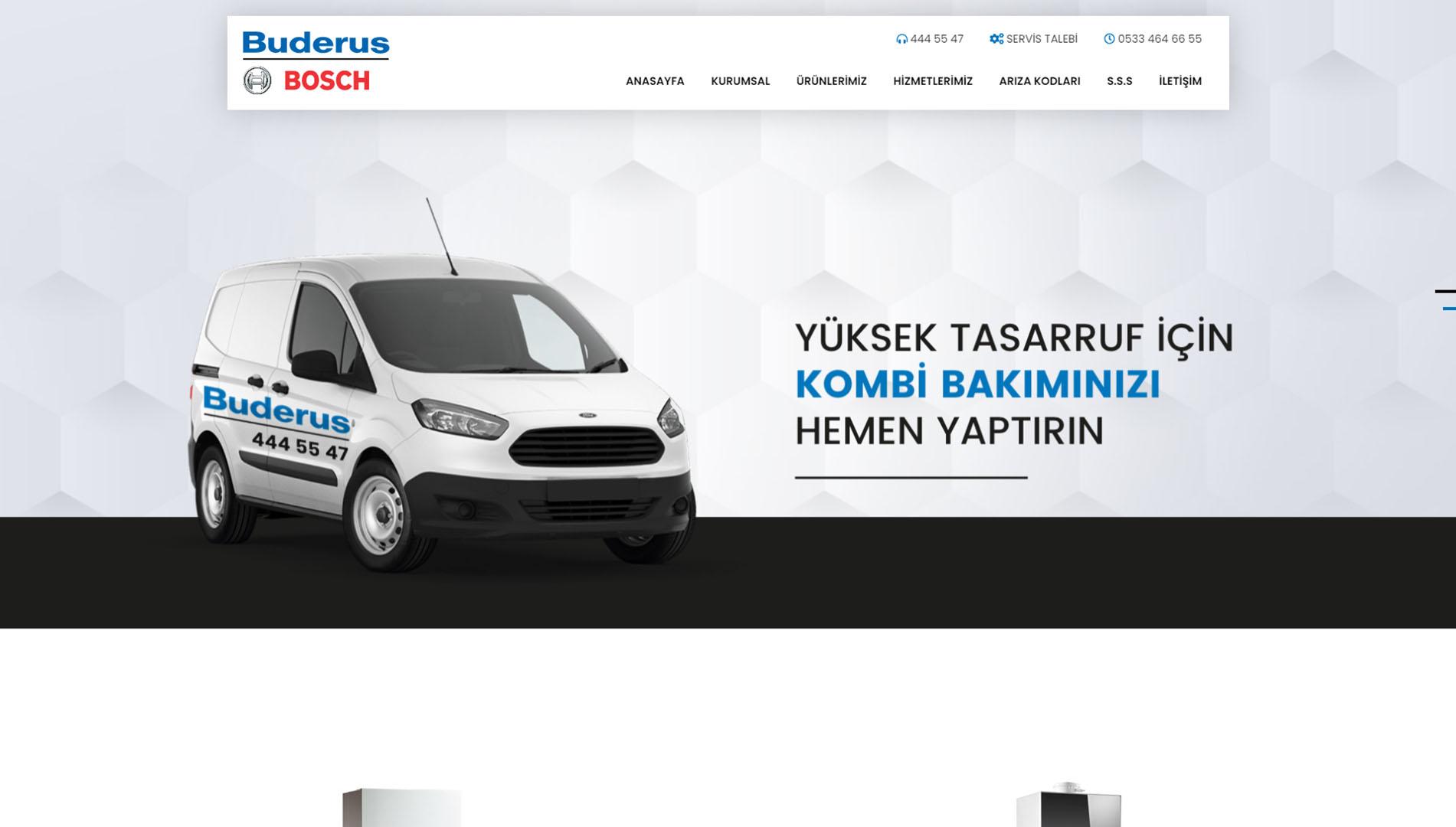 Buderus Servis