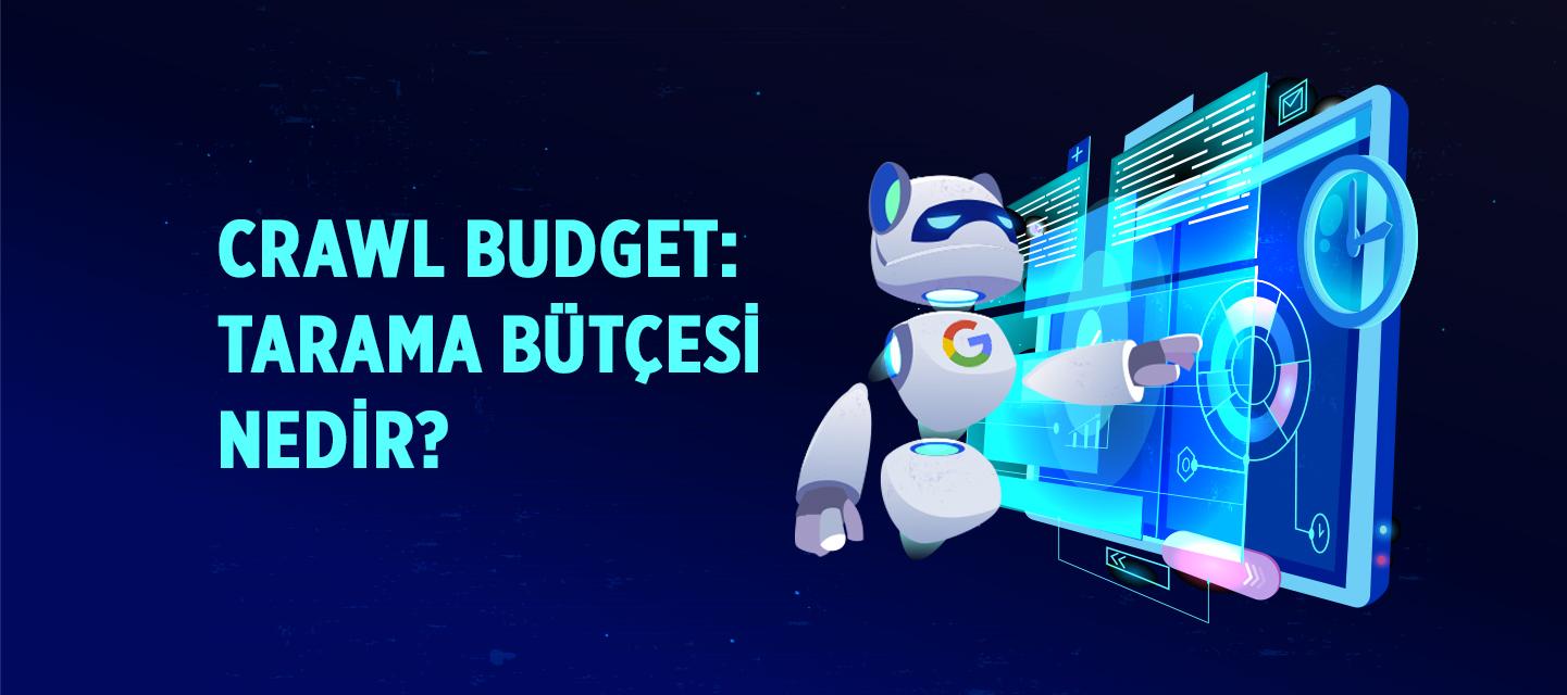 Crawl-Budget-Tarama-Butcesi-Nedir